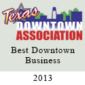 2013 Best Downtown Business